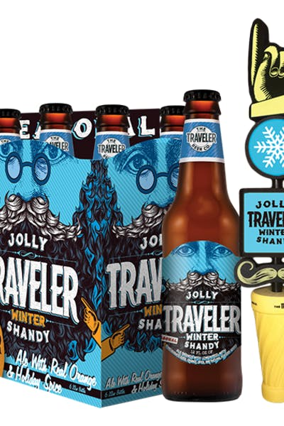 Traveler Seasonal Shandy
