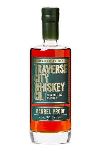 Traverse City 3 Year Single Cask Rye Whiskey