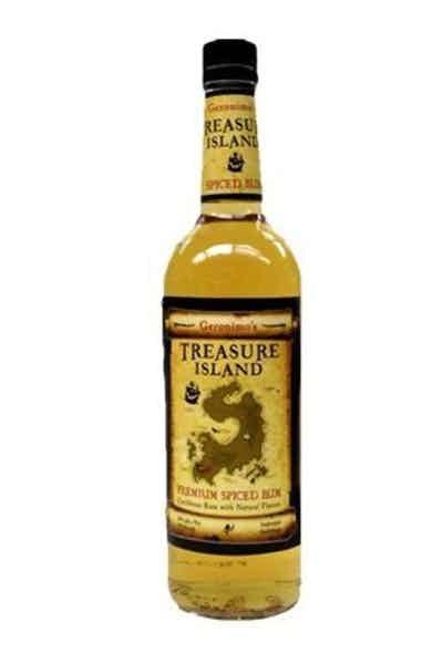 Treasure Island Spiced Rum