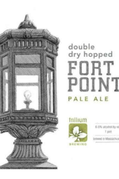 Trillium Double Dry Hopped Fort Point Pale Ale