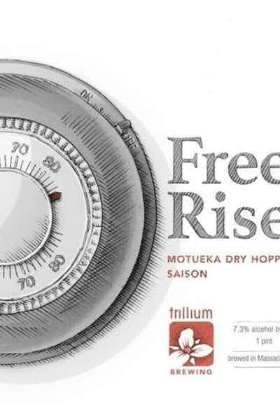 Trillium Free Rise Motueka Dry Hopped Saison