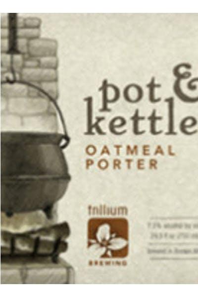 Trillium Pot & Kettle