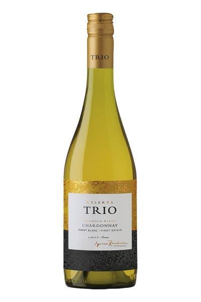 Trio Chardonnay Reserva