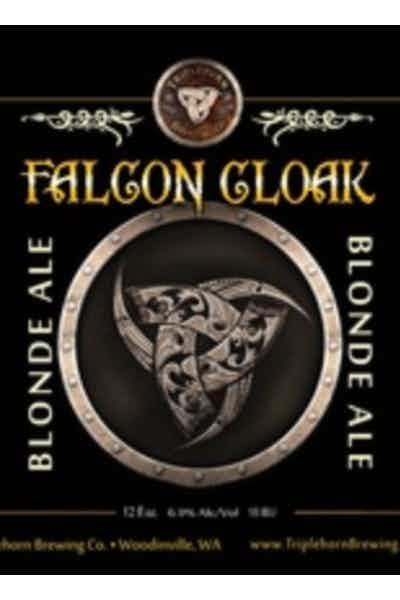 Triplehorn Falcon Cloak Blonde Ale