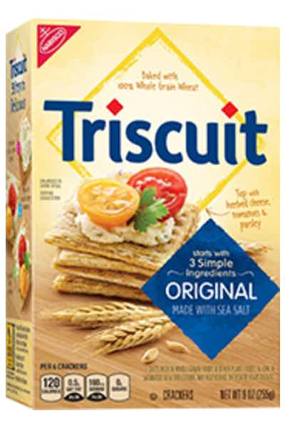 Triscuits Whole Grain Wheat Original