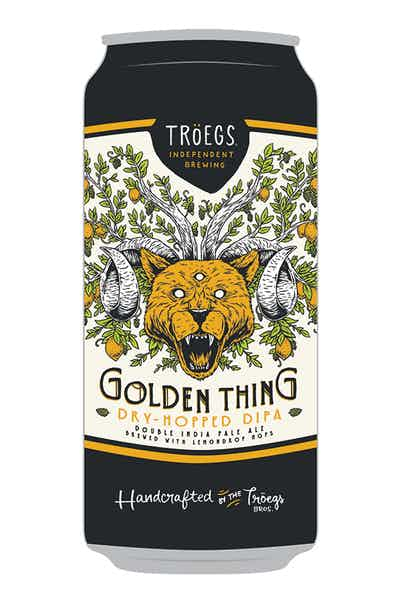 Tröegs Golden Thing Dry-hopped DIPA