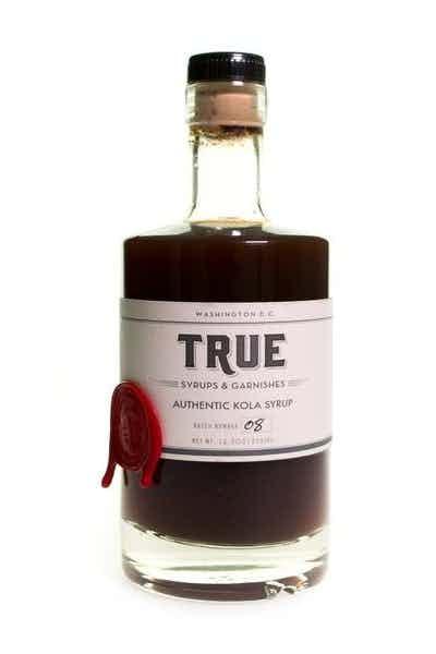 True Authentic Kola Syrup