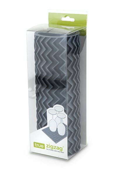 True Zig Zag Silicone Drying Mat