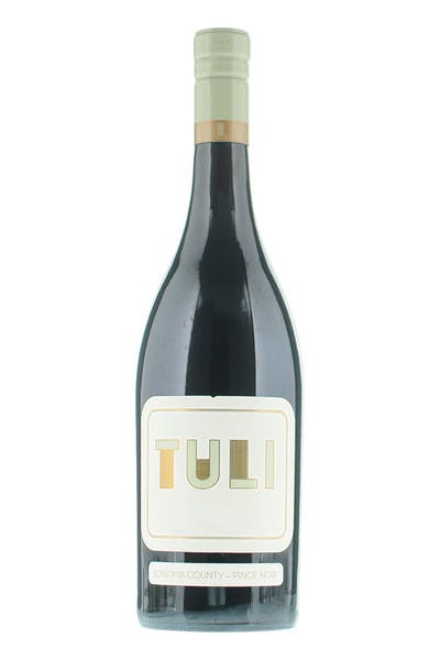 Tuli Pinot Noir Sonoma County