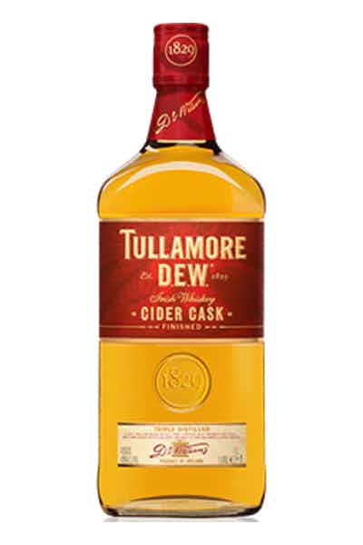 Tullamore Dew Cider Cask Irish Whiskey