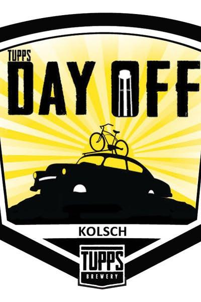 Tupps Day Off Kolsch