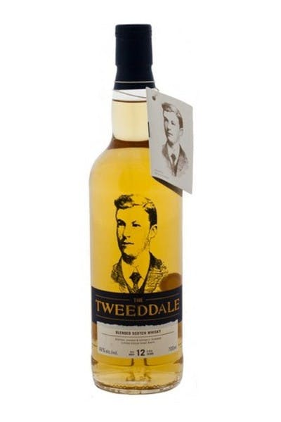 Tweeddale 12 Year Blended Scotch Whiskey