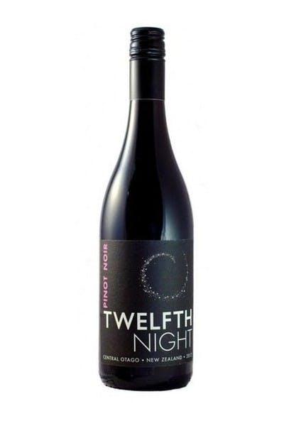 Twelfth Night Pinot Noir