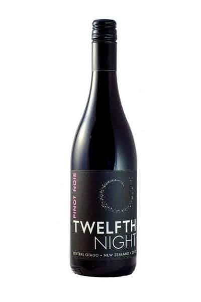 Twelfth Night Pinot Noir