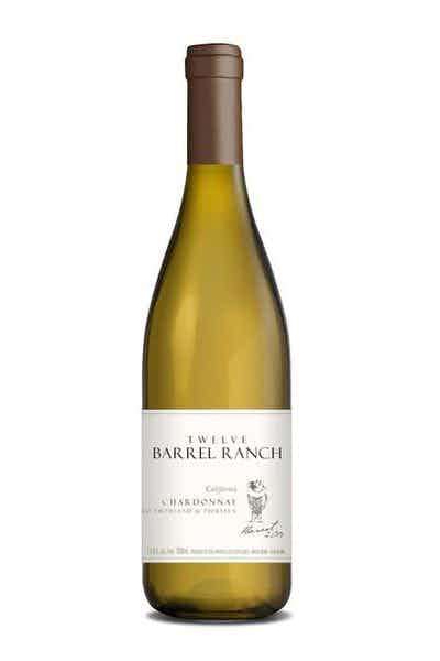 Twelve Barrel Ranch Chardonnay