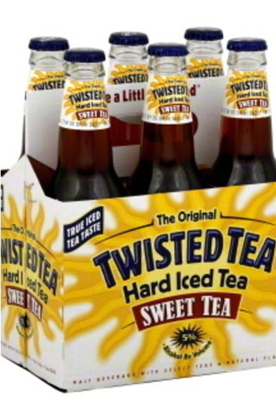 Hard Iced Teas From Twisted Tea Drizly
