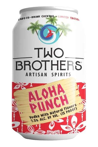 Two Brothers Aloha Punch