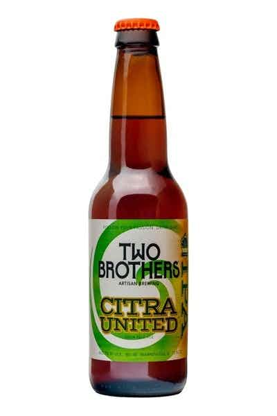 Two Brothers Citra United IPA