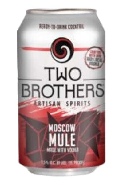 Two Brothers Moscow Mule