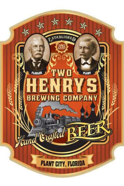 Two Henry's Hard Strawberry Lime Cider