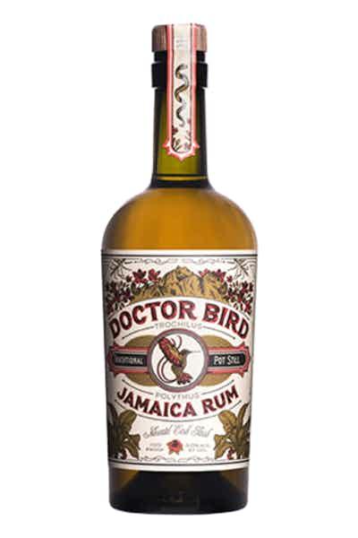 Two James Dr Bird Jamaica Rum