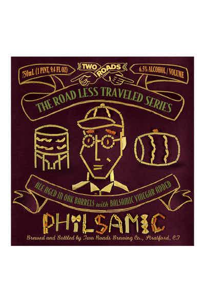 Two Roads Philsamic Flanders Style Red