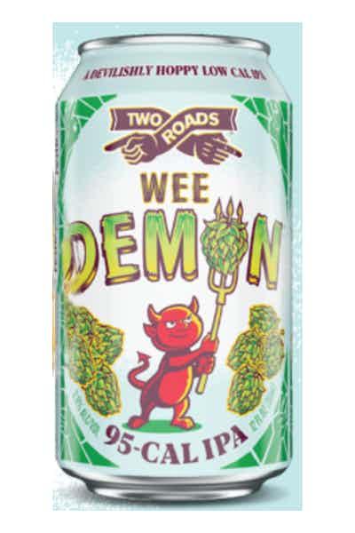 Two Roads Wee Demon 95-Cal IPA