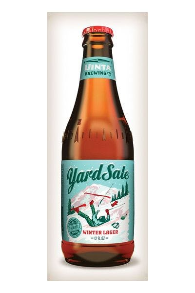 Uinta Yardsale Winter Ale