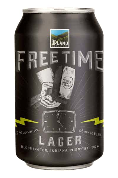 Upland Free Time Lager