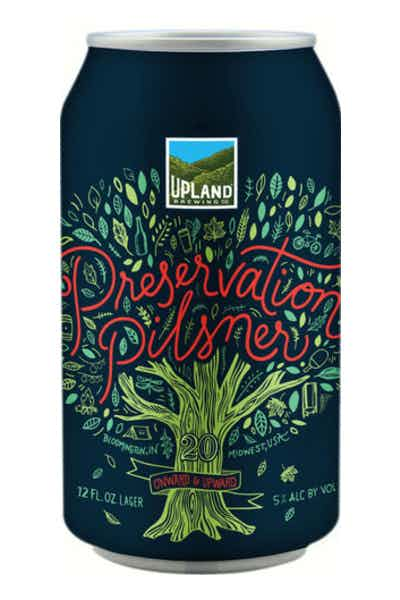 Upland Preservation Pilsner