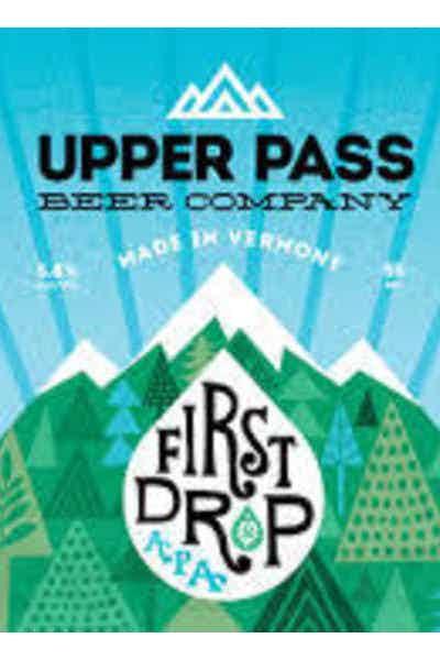 Upper Pass First Drop Ipa