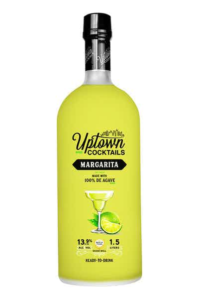 Uptown Wine Cocktails Lime Margarita