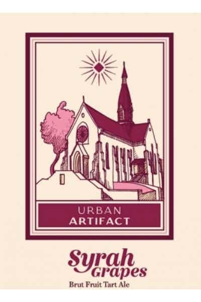 Urban Artifact Syrah Fruit Tart Ale