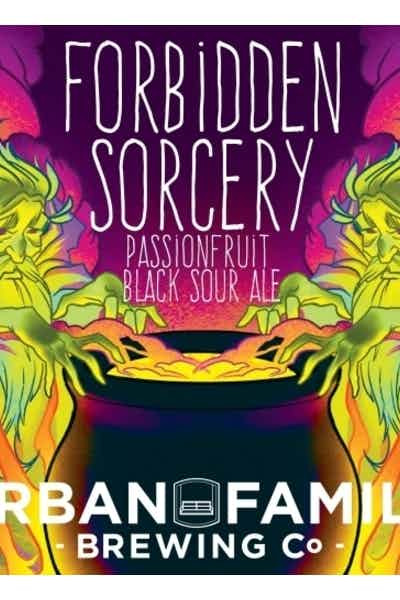 Urban Family Forbidden Sorcery Sour Ale