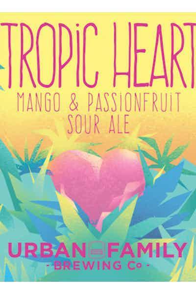 Urban Family Tropic Heart