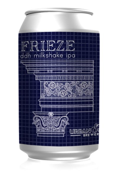 Urban South Frieze DDH Milkshake IPA