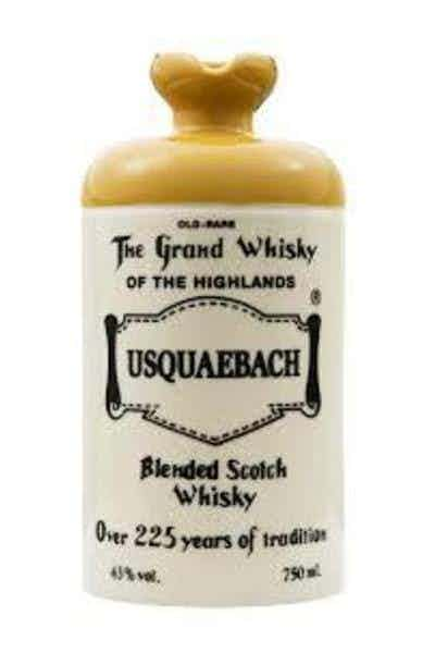 Usquaebach Old Rare Blended Scotch Whisky
