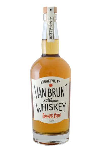 Van Brunt Stillhouse Smoked Corn Whiskey