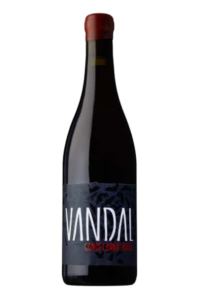 Vandal Gonzo Combat Rouge Natural Red Wine