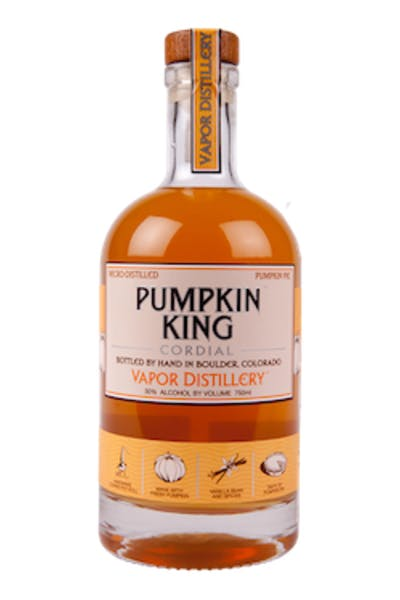 Vapor Distillery Pumpkin King Cordial