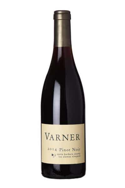 Varner Los Alamos Vineyard Santa Barbara County Pinot Noir