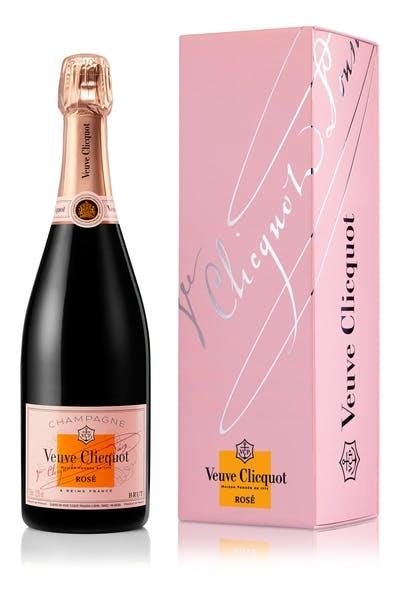 Veuve Clicquot Rose Gift Box
