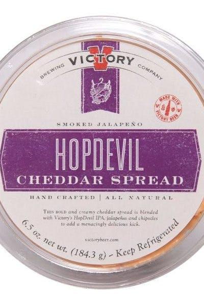 Victory Brewing Hop Devil Smoked Jalapeno Cheddar Spread