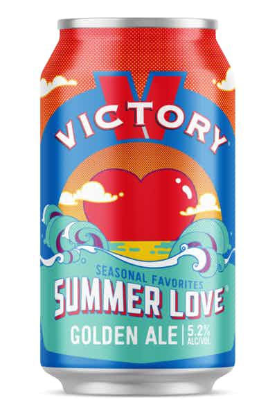Victory Brewing Summer Love