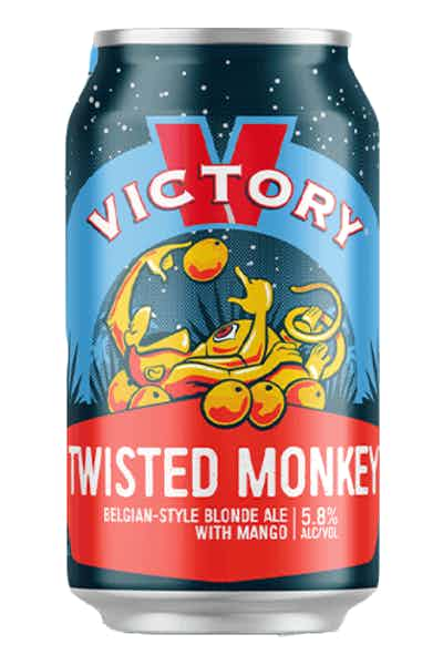 Victory Brewing Twisted Monkey