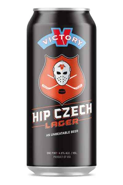 Victory Hip Czech Lager
