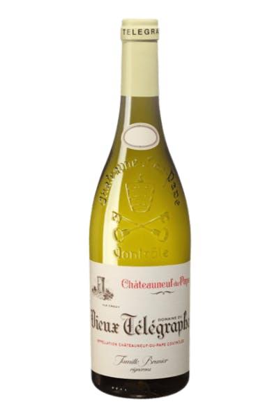 Vieux Teleg Cdp Blanc 2013
