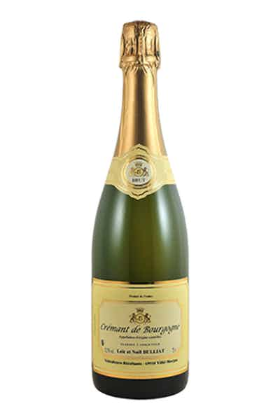 Vignobles Bulliat Cremant De Bourgogne Brut