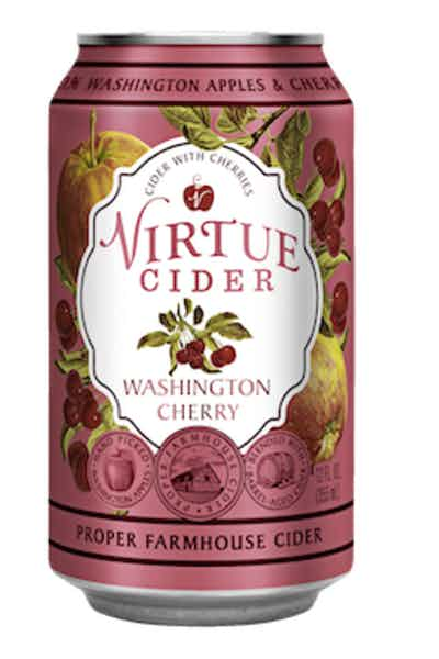 Virtue Cider Washington Cherry