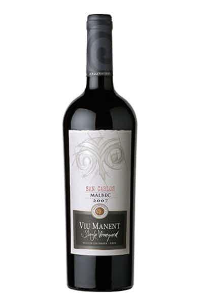 Viu Manent Single Vineyard San Carlos Malbec